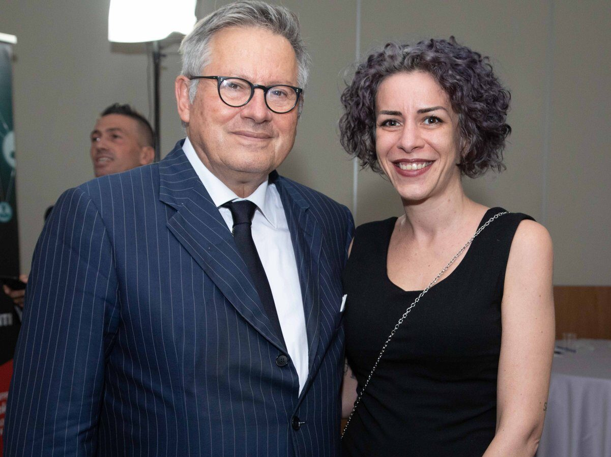 Polo Liguori e Francesca Del Boca